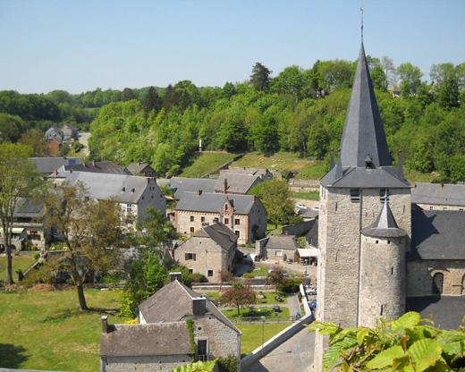 Le village de Celles